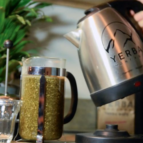 French Press Yerba Mate Recipe